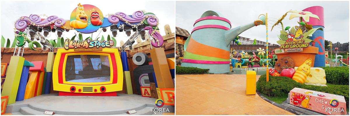 สวนสนุกชินฮวา