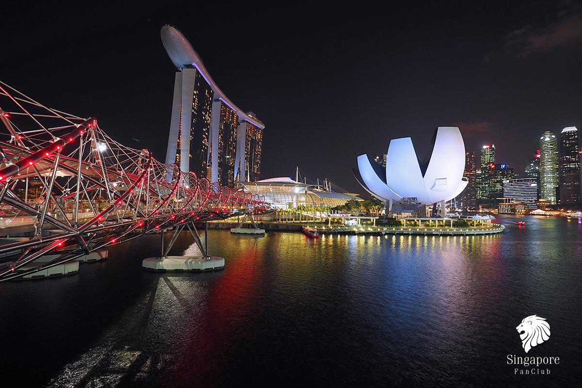 การแสดงแสงสีเสียง สิงคโปร์