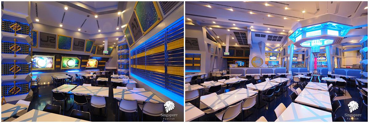ร้านอาหาร Universal Singapore