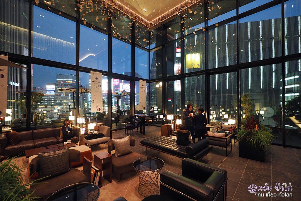 โรงแรม Ginza