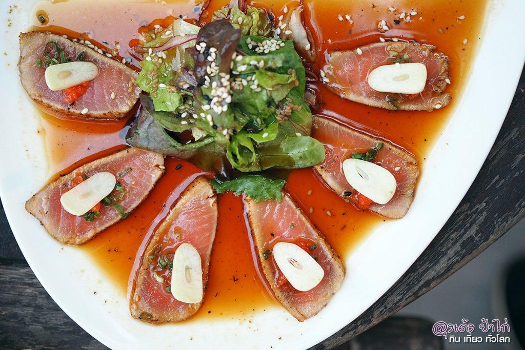 KOKEN Sushi ซูชิ สไตล์ ฟิวชั่น