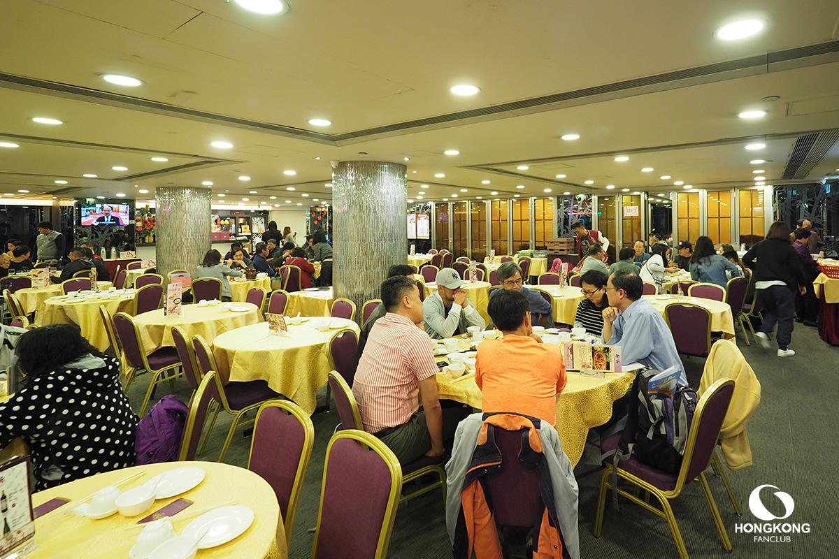 Sun Sun Restaurant Hong Kong