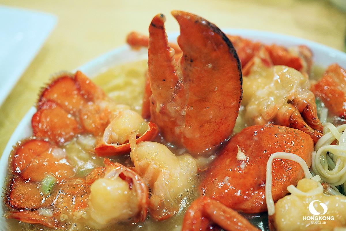 อาหารทะเล ฮ่องกง