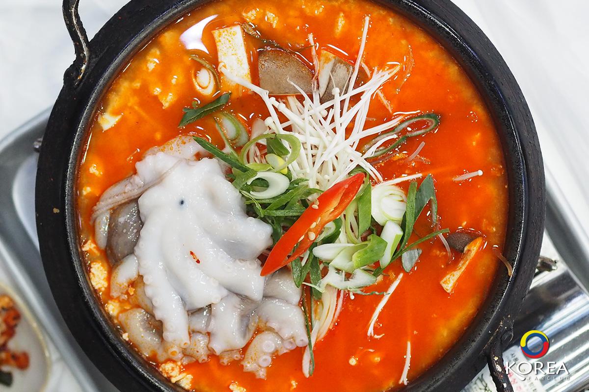 Cha Hyeonhui Tofu Soybean