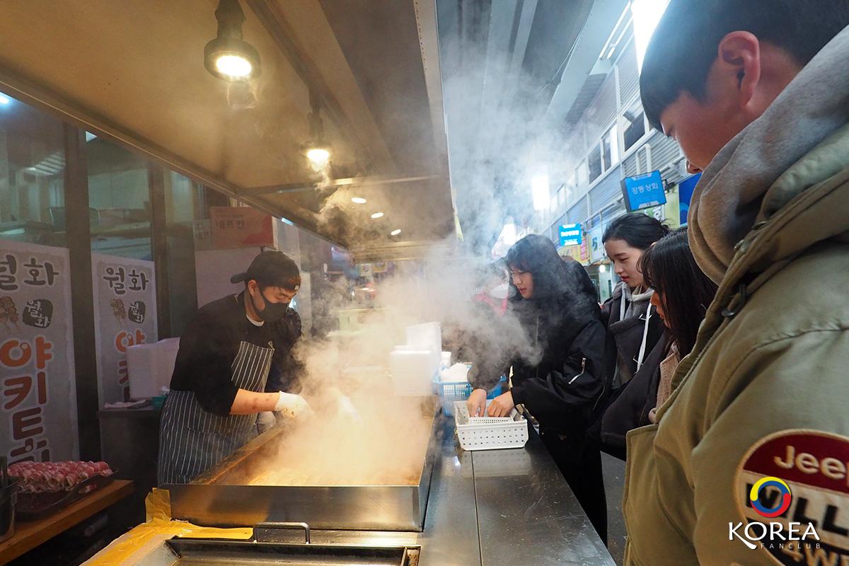 คังนึง street food