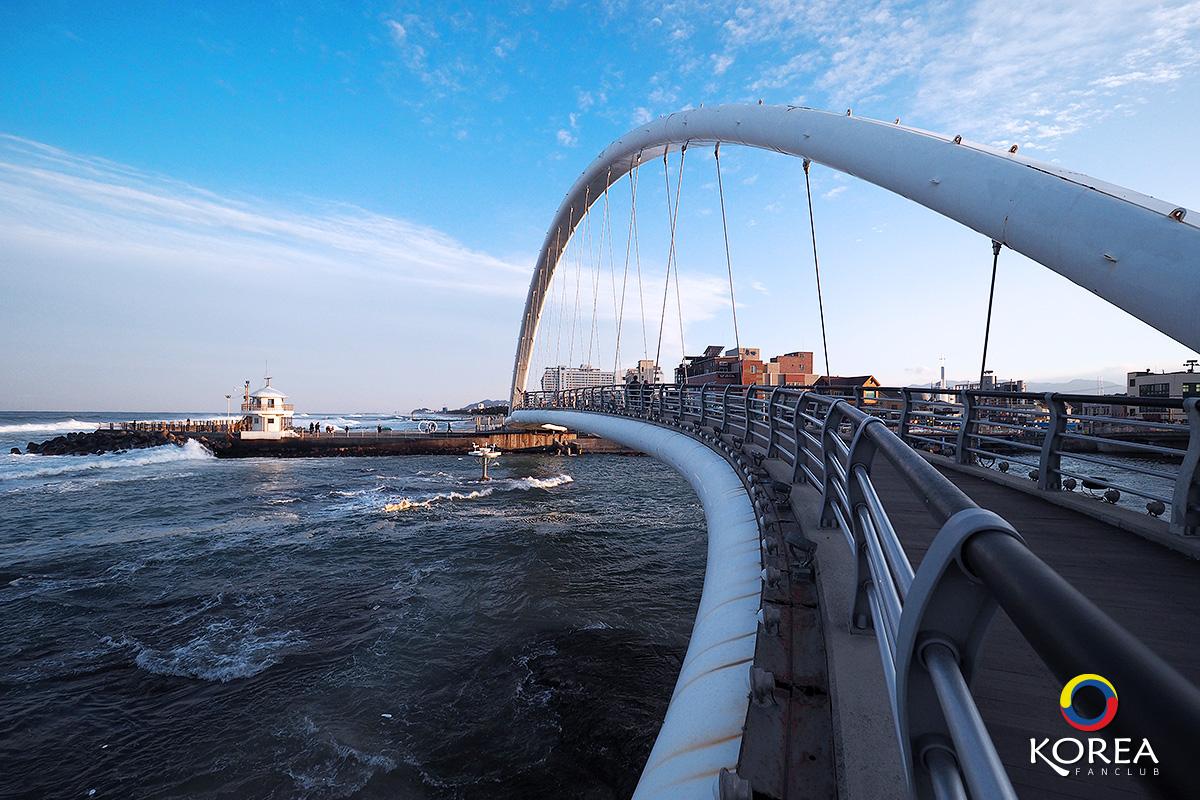 สะพาน Gyeongpo Bridge