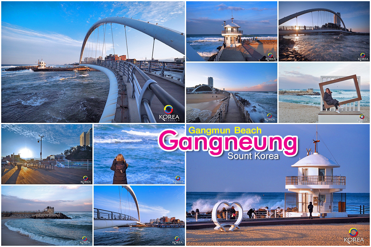 Gangmun Beach