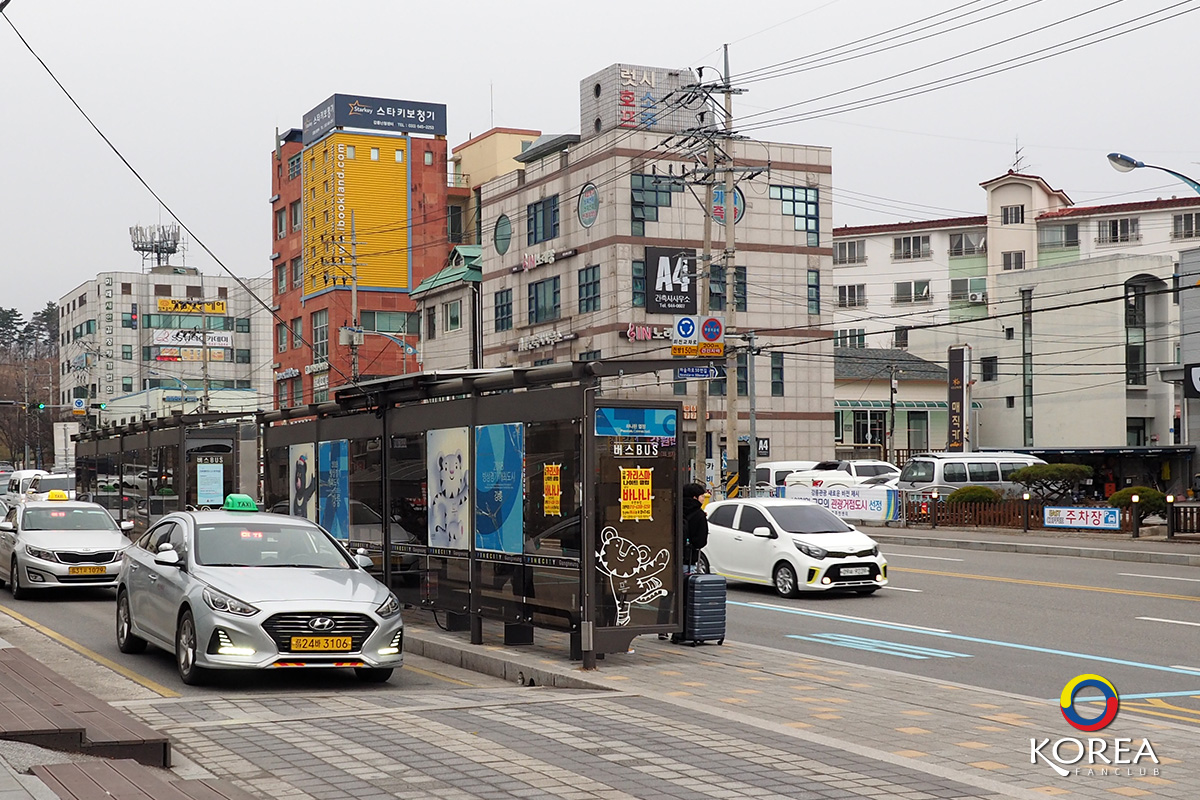 โรงแรม Gangneung Hotel