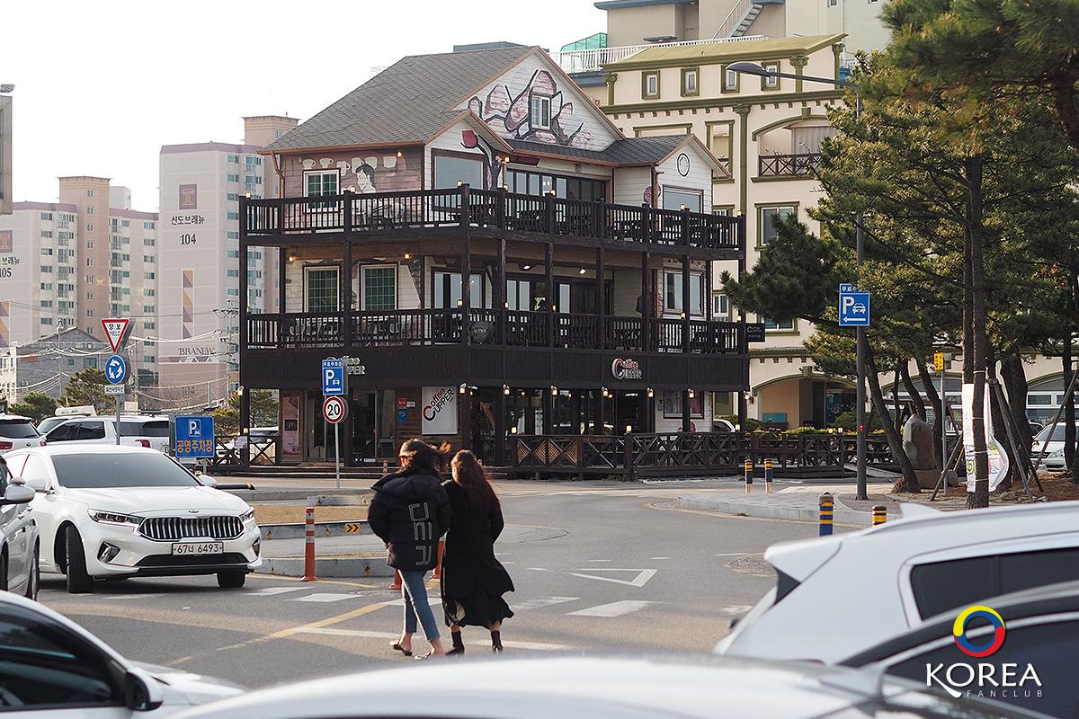 Anmok Coffee Street