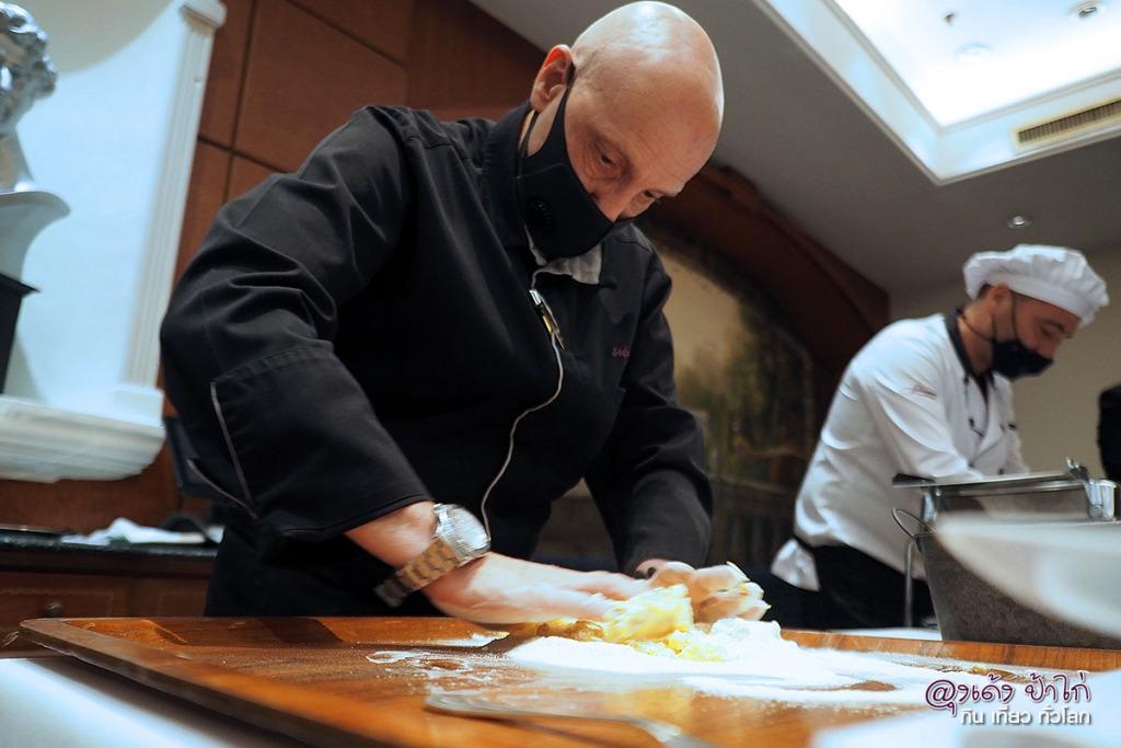 Chef Stefano