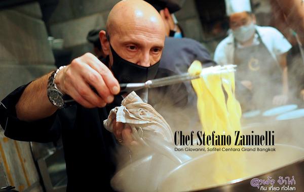 Don Giovanni, The Pasta Artist Workshop