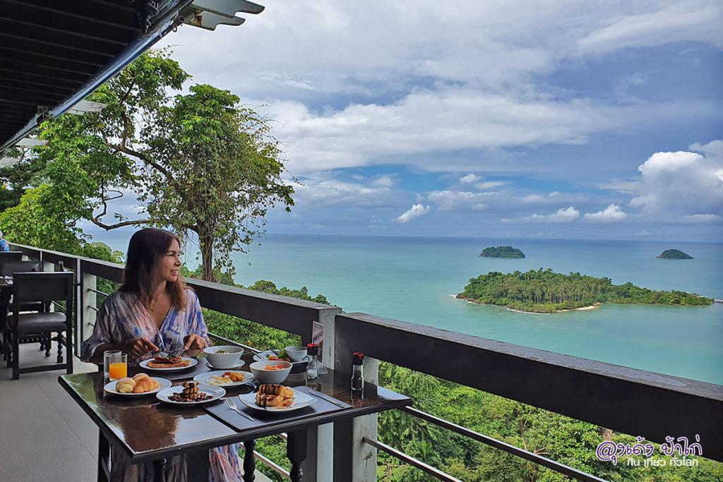 รีวิว Sea View Koh Chang