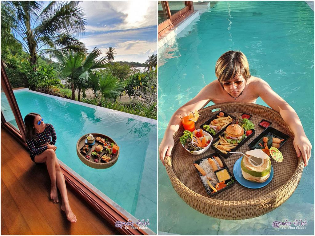 Sea View Koh Chang Pool Villa Suite