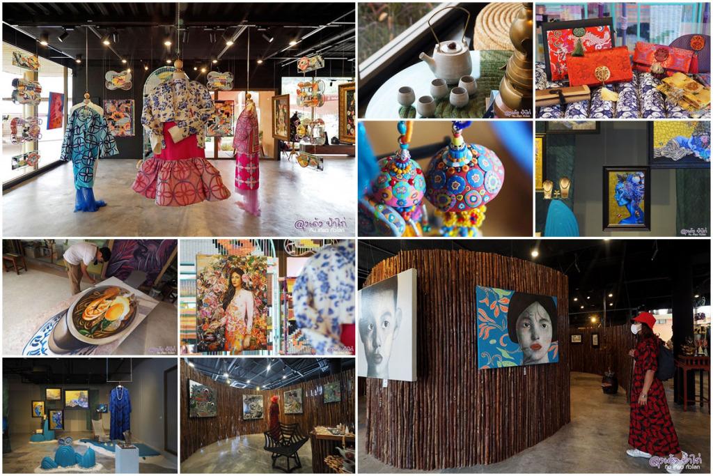 The Living Art Gallery Phuket