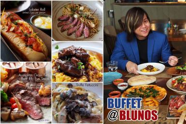 Blunos Bangkok : บุฟเฟ่ต์ A la Carte อิ่มเต็ม 2 ชั่วโมง