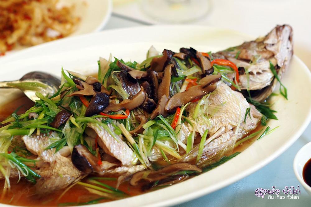 รามา การ์เด้นส์ บุฟเฟ่ต์ อาหารจีน